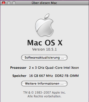 Neuer Mac