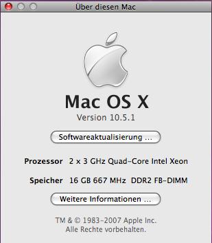 Neuer Mac
